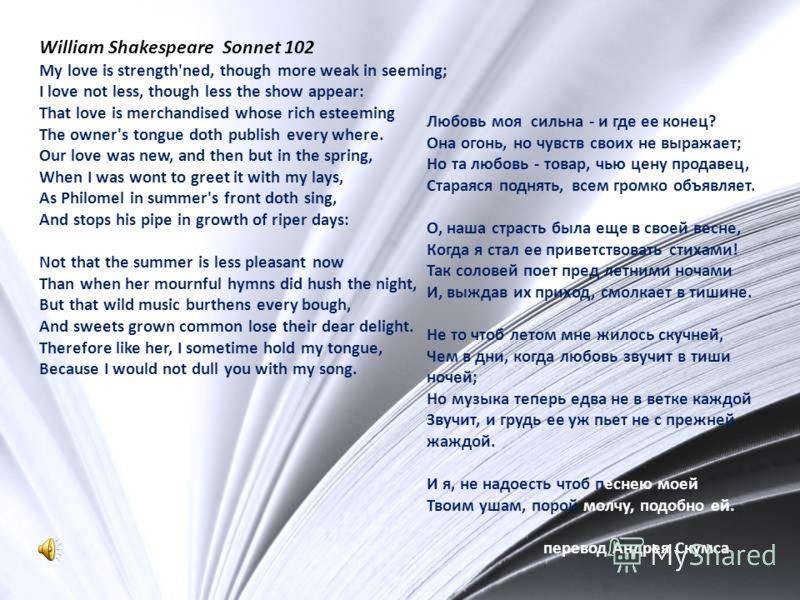 a comprehensive analysis of a sonnet by william shakespeare