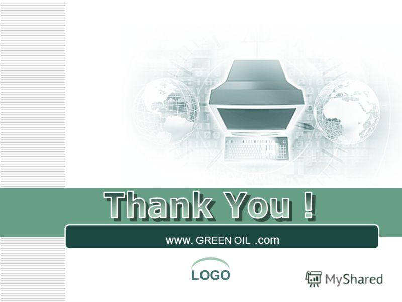 LOGO www.themegallery.com www. GREEN OIL.com