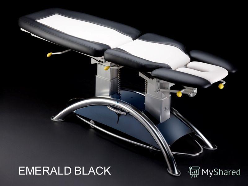 www.lojer.com EMERALD BLACK