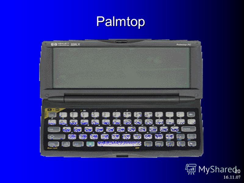 16.11.07 20 Palmtop