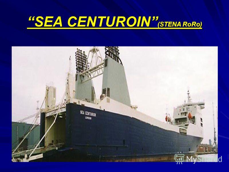 SEA CENTUROIN (STENA RoRo)