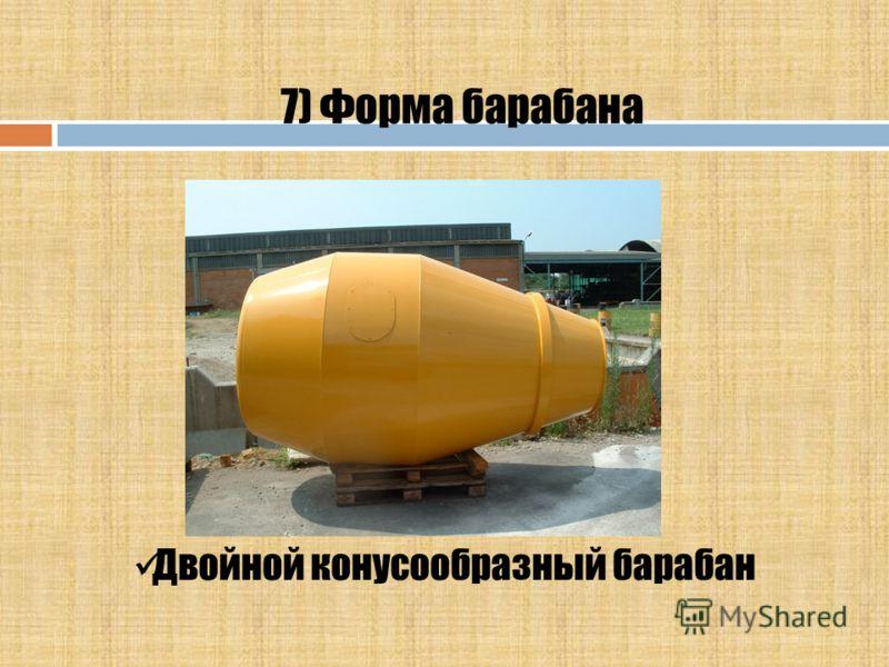 6) Самозагружающийся ковш 2 цилиндра Ковш с воронкой для исключения просыпания