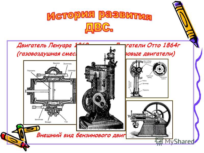 Паровой двигатель не до конца разрешил энергетическую проблему, стоявшую перед человечеством. Небольшие мастерские и предприятия, составлявшие в XIX веке большую часть промышленного сектора, не всегда могли им воспользоваться. Дело в том, что маленьк
