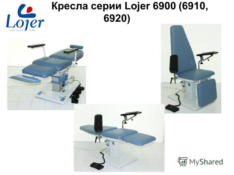 www.lojer.com Кресла серии Lojer 6900 (6910, 6920)