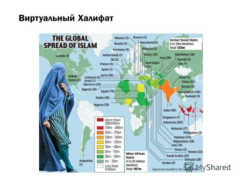 Виртуальный Халифат