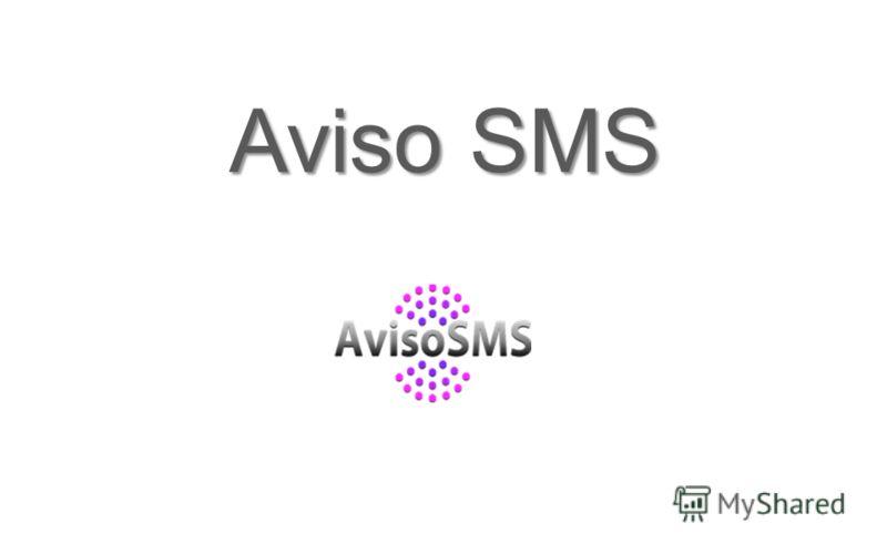 Aviso SMS