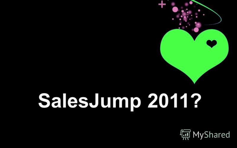 SalesJump 2011?