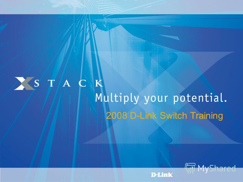 2008 D-Link Switch Training