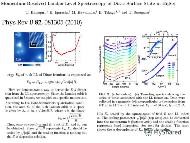 Phys Rev B 82, 081305 (2010)