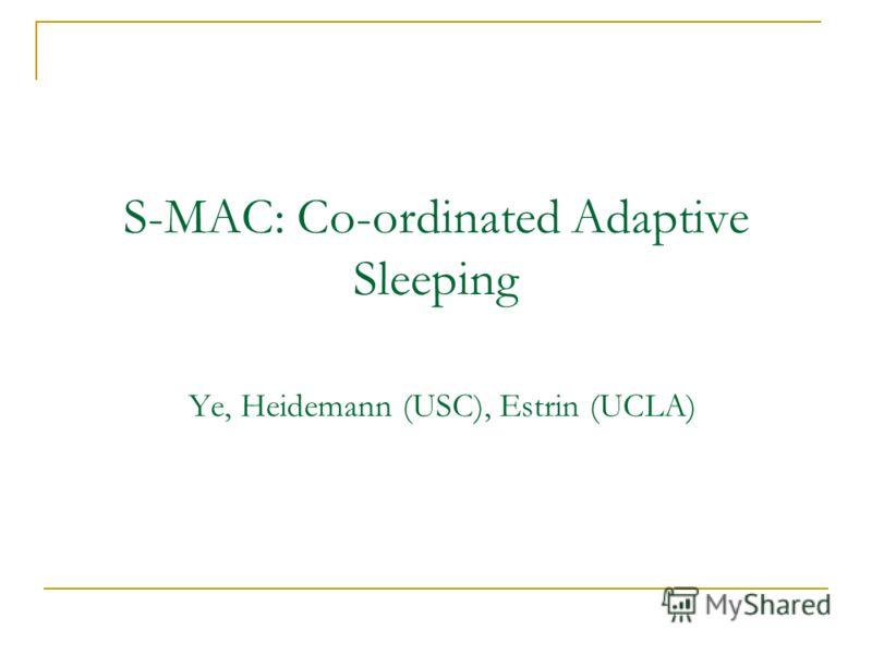 Свойства MAC протоколов Избежание коллизий Основная задача MAC протоколов Энергетическая эффективность Масштабируемость и адаптивность. Размер сети, ее плотность и топология. Задержки Использование канала Пропускная способность Справедливость } Втори