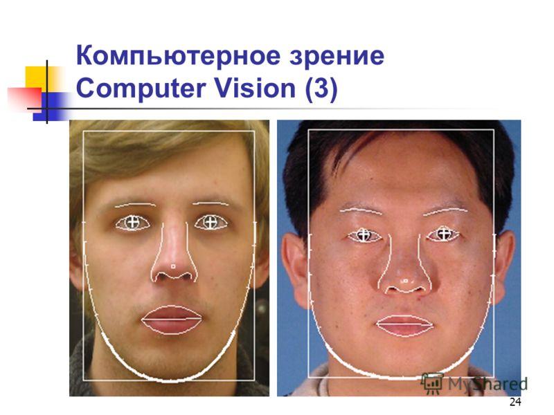 24 Компьютерное зрение Computer Vision (3)