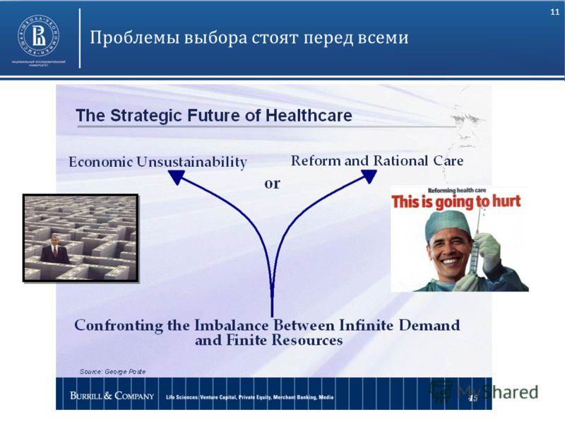 11 Высшая школа экономики, Москва, 2011 фото Проблемы выбора стоят перед всеми