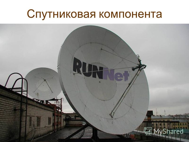Спутниковая компонента