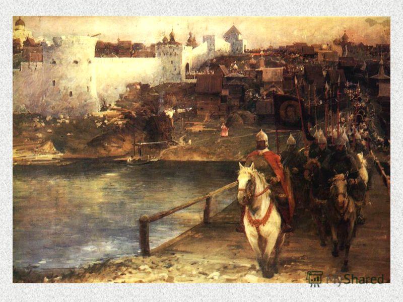 1380 План похода Дмитрия Ивановича - не дать хану Мамаю соединиться с союзником или союзниками.