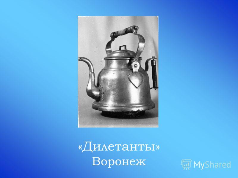 «Дилетанты» Воронеж