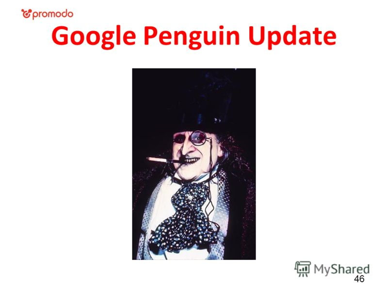 Google Penguin Update 46