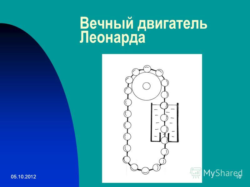 10.08.201210 Вечный двигатель Леонарда