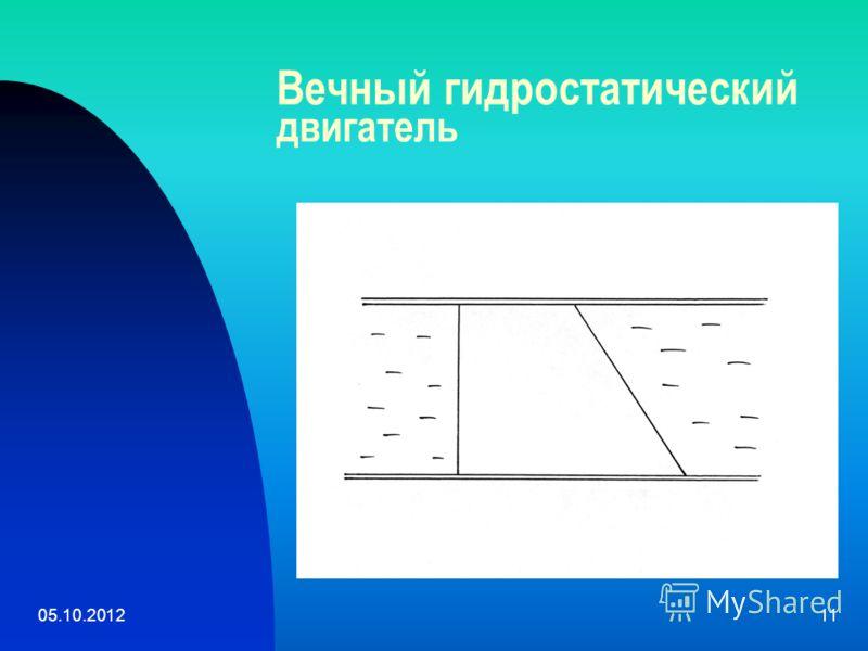 10.08.201211 Вечный гидростатический двигатель