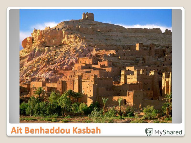 Ait Benhaddou Kasbah