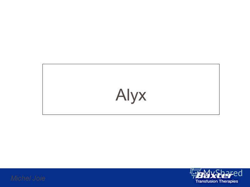 Alyx Michel Joie