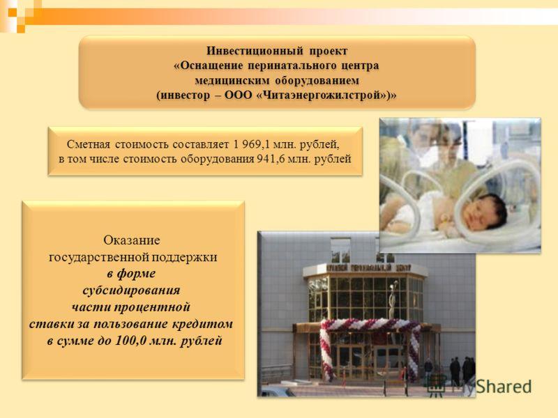 Оказание государственной поддержки в форме субсидирования части процентной ставки за пользование кредитом в сумме до 100,0 млн. рублей Оказание государственной поддержки в форме субсидирования части процентной ставки за пользование кредитом в сумме д