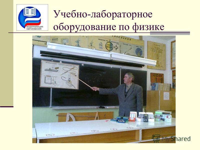 Учебно-лабораторное оборудование по физике
