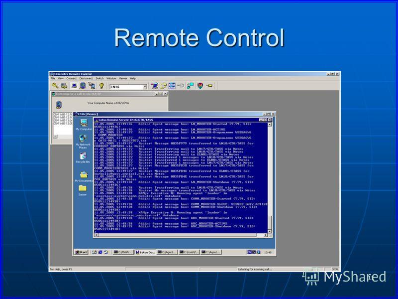11 Remote Control
