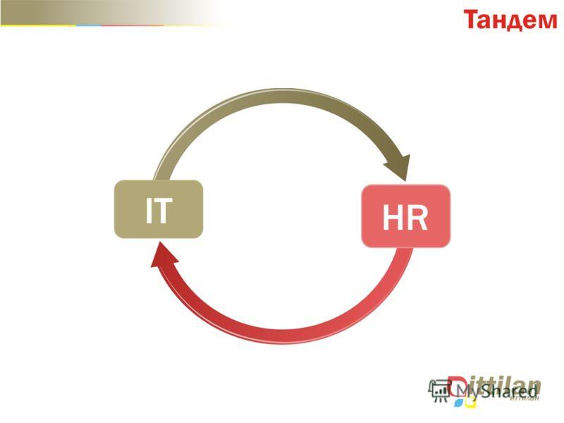 Тандем HR IT