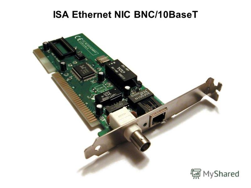 ISA Ethernet NIC BNC/10BaseT