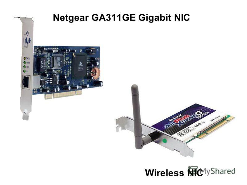 Netgear GA311GE Gigabit NIC Wireless NIC