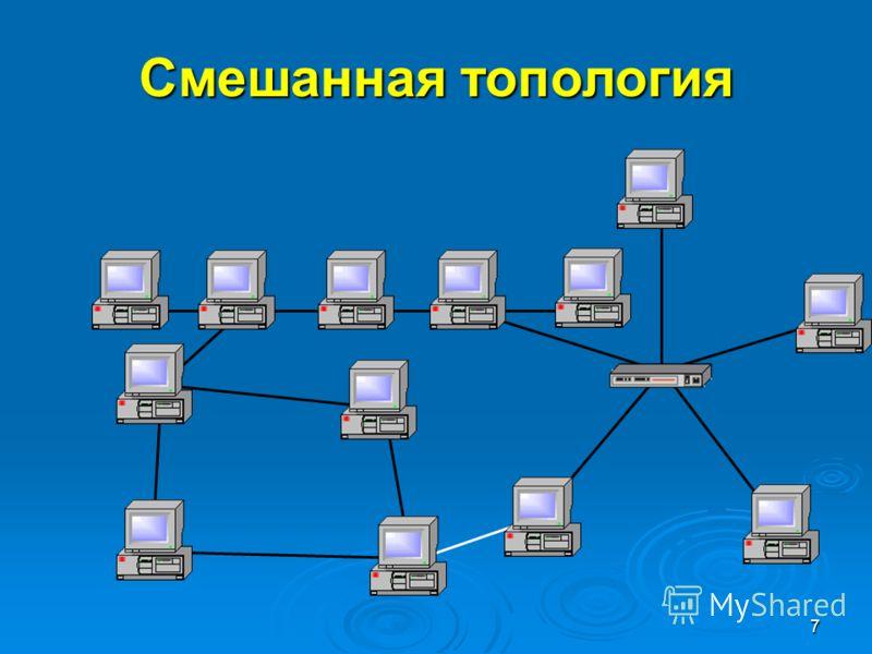7 Смешанная топология