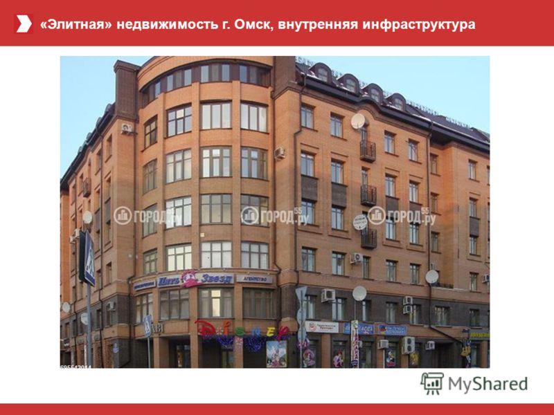 РАЗВИТИЕ KD GROUP В ЦИФРАХ (история и прогноз) «Элитная» недвижимость г. Омск, внутренняя инфраструктура