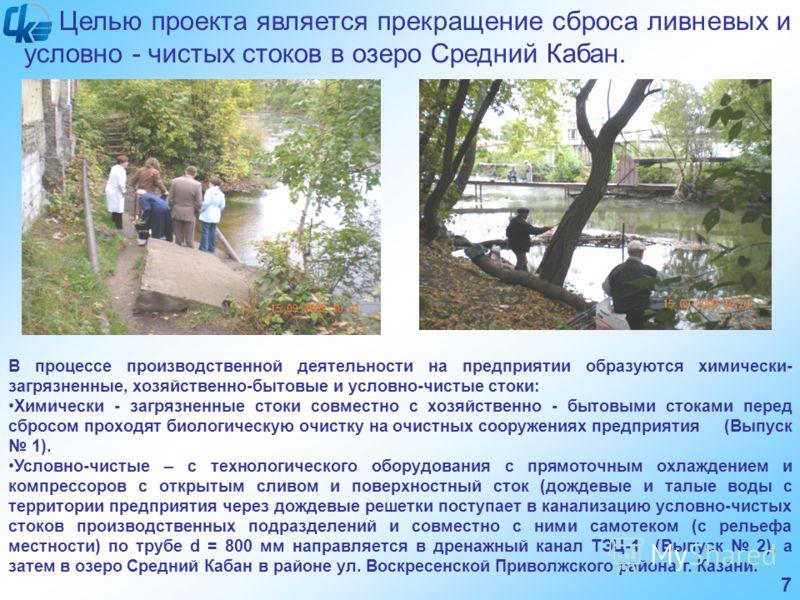 6 ПРОЕКТ перевода сточных вод с выпуска в озеро Ср. Кабан на биологические очистные сооружения