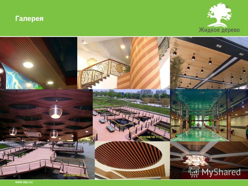 Галерея www.wpc.su