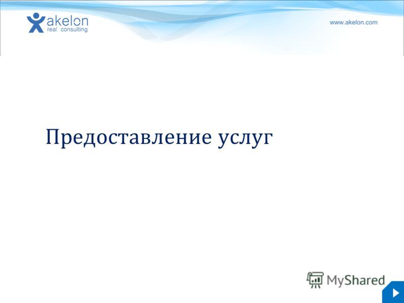 akelon.com Предоставление услуг