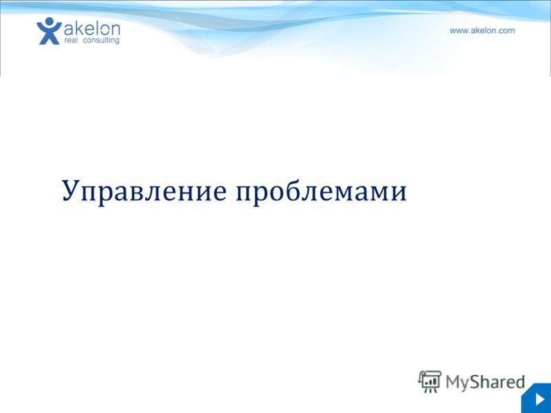 akelon.com Управление проблемами