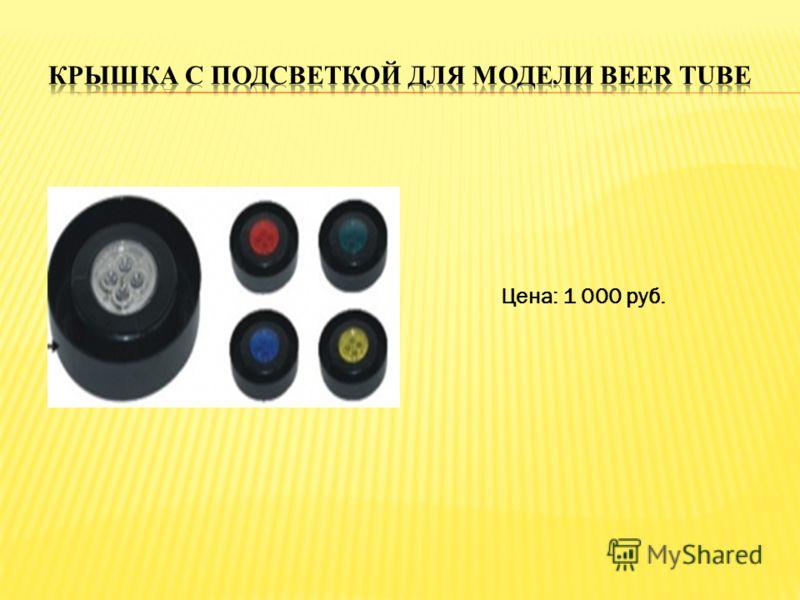 Цена: 1 000 руб.