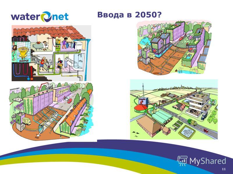 11 Ввода в 2050?
