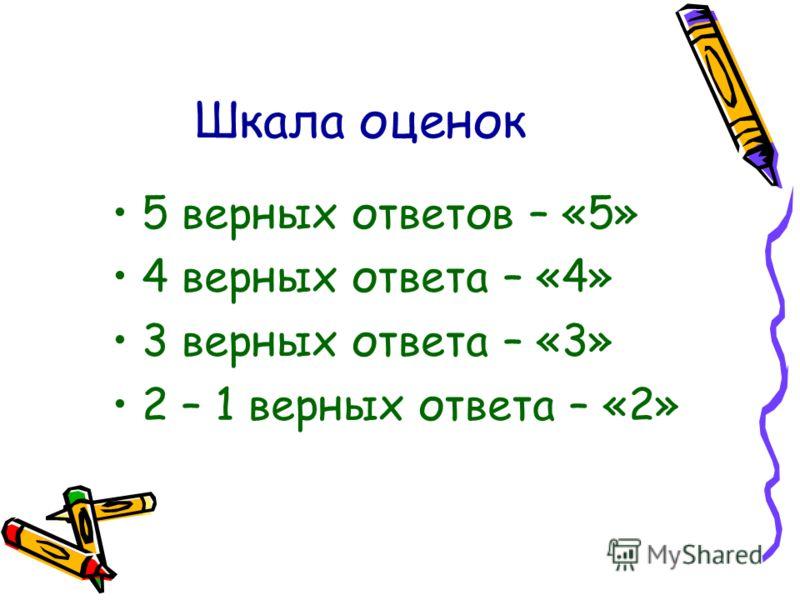 Ответы: 1.- a 2.- c 3.- b 4.- a 5.- d
