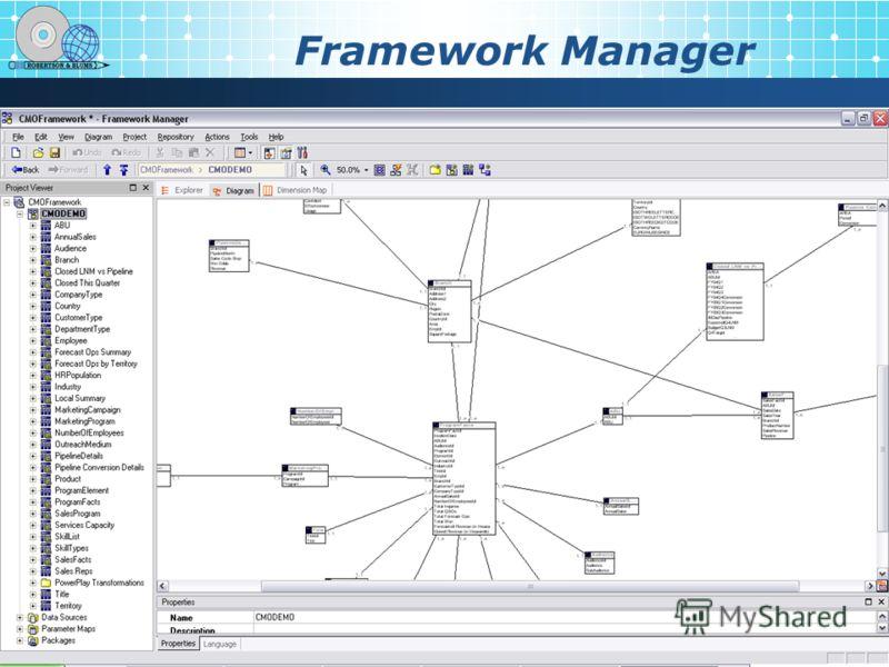 Framework Manager