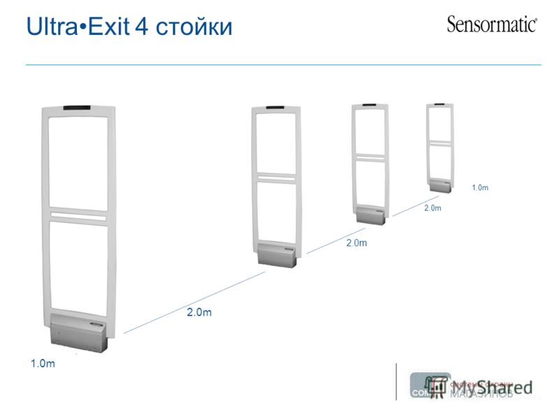 01 September 2012 7 UltraExit 4 стойки 2.0m 1.0m
