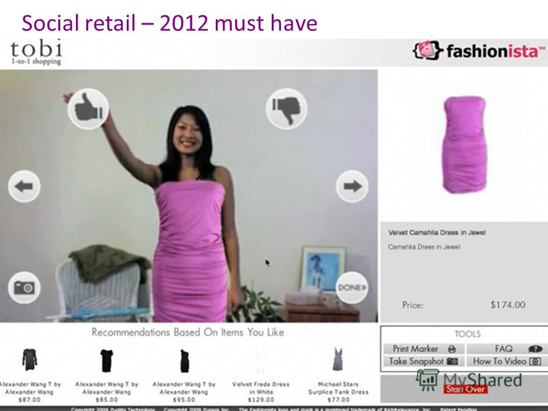 Social retail – 2012 must have