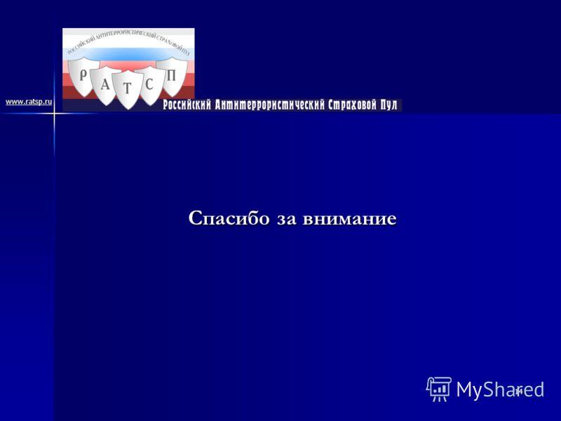 14 Спасибо за внимание www.ratsp.ru