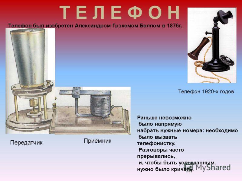 Томас Элва Эдисон Эдисон запатентовал более 1300 изобретений. Из наиболее известных открытий: лампа накаливания, которая используется и сегодня. Другим его изобретением был фонограф- прибор для записи звука. После этого изобретения он стал глухим. Эл