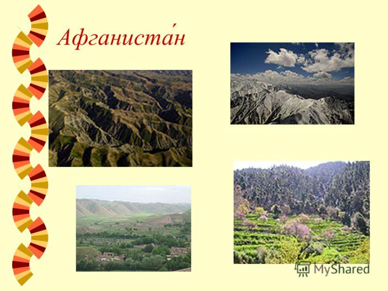 Афганиста́н