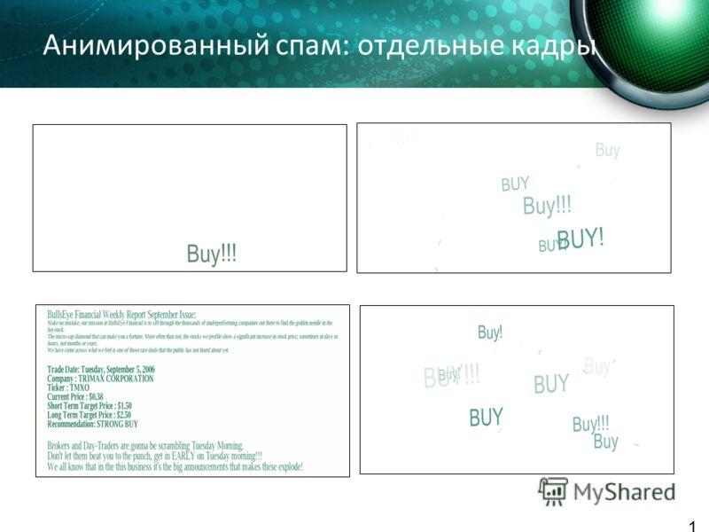 Анимированный спам: отдельные кадры 14