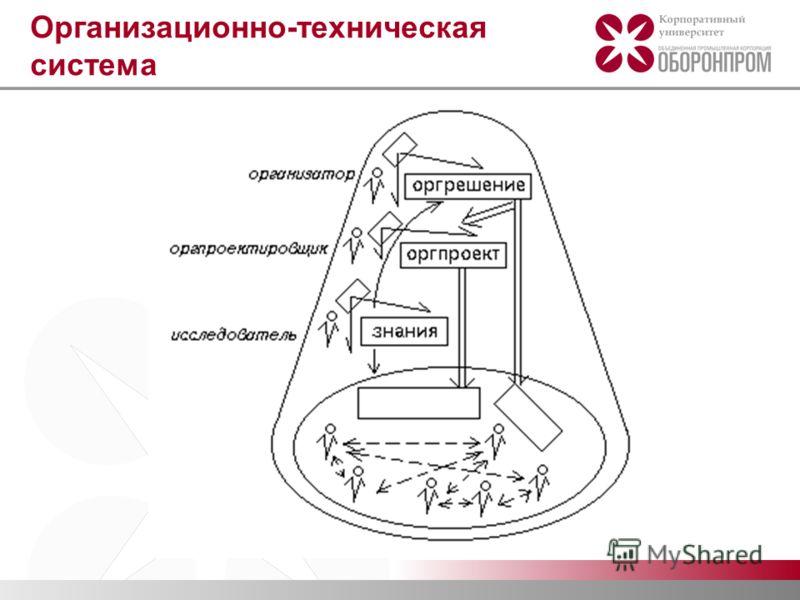 Организационно-техническая система