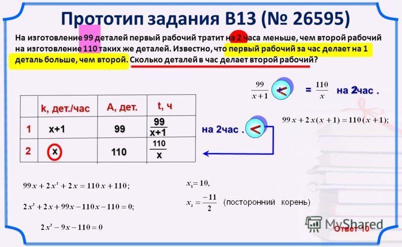 х+1 х k, дет./час 1 2 А, дет. t, ч