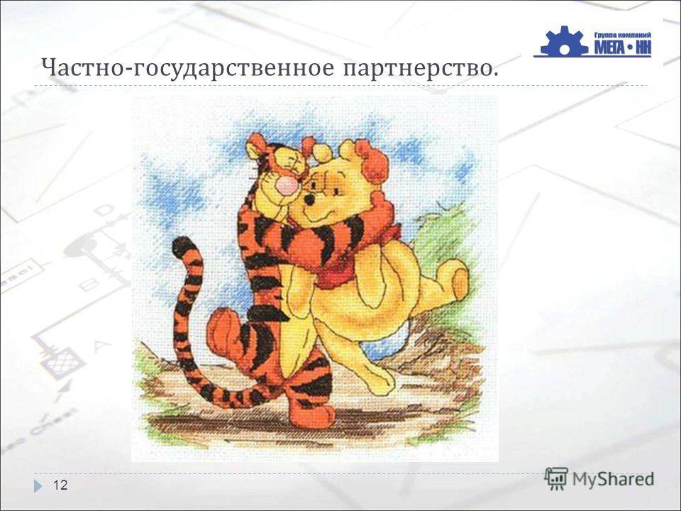Частно - государственное партнерство. 12