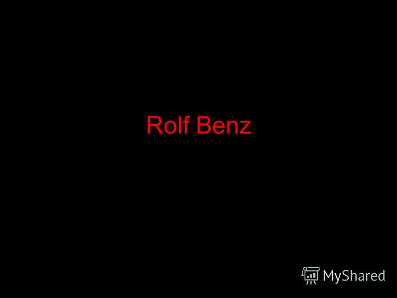 Rolf Benz